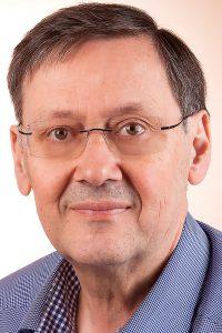 Portrait Hermann Gehrig